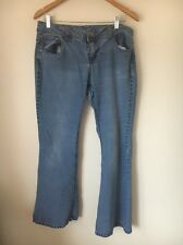 Jeans Faded Size 14 Dorothy Perkins Stretch Cotton <T14326