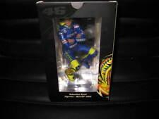 MINICHAMPS 1:12 VALENTINO ROSSI FIGURINE MOTO GP 2004 #46 RARE  #312 040046