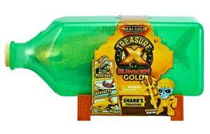 TREASURE X Sunken Gold Shark's Treasure 16 Levels Of Adventure Brand New