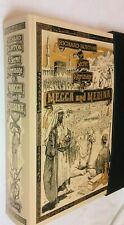 BURTON: SECRET PILGRIMAGE TO MECCA, Folio Society, 2004,1st ed, Fine, Slipcase
