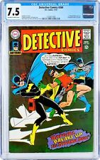 Detective Comics No. 369 CGC 7.5 OFF-WHITE TO WHITE