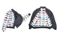 Nike SB Orange Label Reversible Dunk Jacket Size LARGE Mens BRAND NEW NEVER WORN