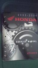 Honda Factory Service Manual 2003-2006 ST1300CX/A 61MCS03