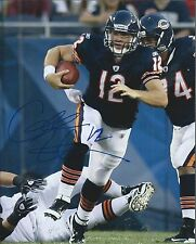2008-2011 Chicago Bears Caleb Hanie Autograph Signed Photo