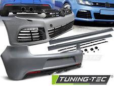 Body Kit Completo Tuning GOLF 6 2008-2012 (R20 STYLE) in ABS da verniciare
