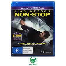 Non-Stop (Blu-ray) Liam Neeson - Juliane Moore - Action Thriller