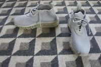 NIKE AIR MAX WOVEN BOOT SNEAKERS 921854 001 - SIZE 6