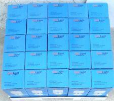 Case of (25) 3 Way Compact Fluorescent CFL Light Bulbs (11/24/33W = 50/100/150W)