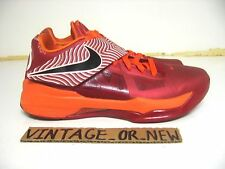 Nike Zoom KD IV ID 4 YOTD Year of The Dragon Virginia Tech Hokies sz 9.5 nerf 7