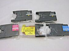5PK LC75 BK C M Y Ink Cartridge for Brother MFCJ955DN J435W J705D J825DW 6910DW