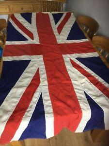 UNION JACK FLAG By LANE & NEEVE LTD LONDON 1936 6' X3'