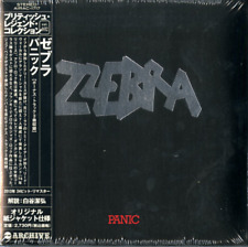ZZEBRA-PANIC-JAPAN MINI LP CD BONUS TRACK Fi83