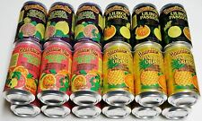 Hawaiian Sun Drinks 24 Pack Sampler (6 cans of 4 Flavors)