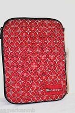 "Sherpani Sync 7"" Tablet Sleeve Case Cover SANGRIA Quilted Samsung Galaxy &other"
