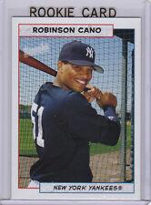 ROBINSON CANO Topps Bazooka YANKEES ROOKIE CARD New York Baseball RC Mariners!