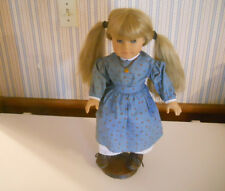 "American Girl Doll Kirsten Larson Pleasant Co. 18"" retired 1994              Bar"