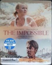 The Impossible - Blu-ray Steelbook Japanese Edition - New & Sealed
