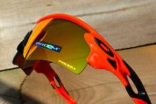 Oakley Radarlock Path Sunglasses Infrared w/Prizm Ruby Lens OO9206 45