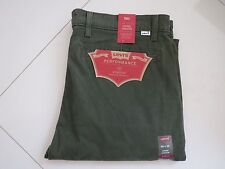 BN Levi's Men's Chino Jogger Stretch Pants  Size 36