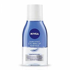 [NIVEA] Visage Sensitive Eye Make Up Remover Cleanse Face and Armpit 125ml