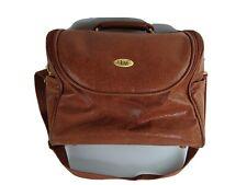 Vintage Diane von Furstenberg Overnight Travel Bag Case Tote