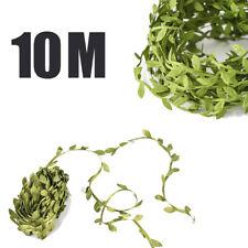 Artificial Leaf Rattan Ivy Vine Garland Plants Fake Foliage Flower Home Decor