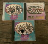 Lot of 3 Zambian Acapella Boys Choir CDs - Mass Appeal From Africa with Love (2)
