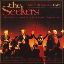Night of Nights Live! by The Seekers (CD, Oct-2002, Sony Music Distribution (USA))