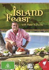 Island Feast with Peter Kuruvita NEW R4 DVD