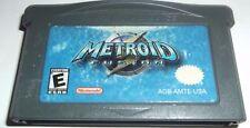 Metroid Fusion (Nintendo Game Boy Advance, 2002) **CARTRIDGE ONLY**
