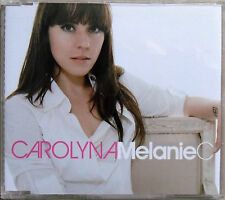 MELANIE C * CAROLYNA * PORTUGAL 3 TRK PROMO CD * HTF! * THIS TIME * SPORTY SPICE