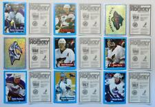 2003-04 Panini NHL Hockey Stickers (#300-390) Pick a Player Sticker