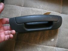 1999-2004 Jeep Grand Cherokee OEM Rear Hatch Exterior Handle 55136699AB BLACK