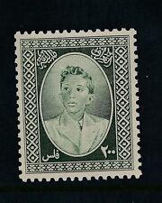 IRAQ 1949 UNMOUNTED MINT VERY FINE...BOY KING FAISAL REVENUE 200 Fils