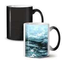 Life Nature Sea NEW Colour Changing Tea Coffee Mug 11 oz | Wellcoda