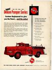 1955 FWD Four Wheel Drive Fire Truck Ad: Special 500 Fire Engine/Pumper Featured