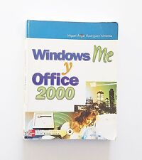 Libro / Manual de Informática Windows Me & Office 2000 (Español) (McGrawHill)