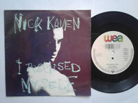 "Nick Kamen / I Promised Myself 7"" Vinyl Single 1990 mit Schutzhülle"