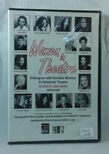 Women in Theatre : Dialogues with Notable Women in American Theatre (2006, DVD,