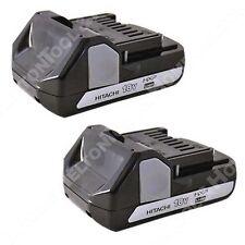 Hitachi BSL1815X 18V 30139 Lithium Ion 2 Pack New for DS18DSAL UB18DSL WH18DSAL