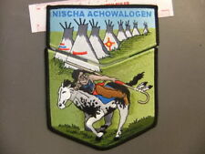 Boy Scout OA 486 Nischa Achowalogen two piece 9650BB