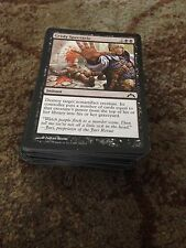 100 Bulk magic the gathering black common cards mtg Job Lot