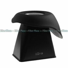 "V4 2.8 x 3 ""Lcd Visor Lupa ocular Extender Para Sony Nex-3 Nex-5 Nex-5n"
