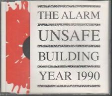 THE ALARM Unsafe w/ UNRELEASE TRK CD Single MIKE PETERS