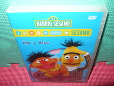 BARRIO SESAMO - EPI Y BLAS  - PRECINTADA