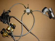 Original Bremssystem komplett Bashan Bs150S-2  150 Bs S 2 BS Quad Atv NEU