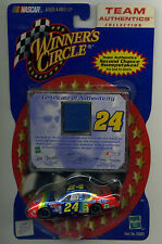 2001 Jeff Gordon 1/64 Sheet Metal Winners Circle Team Authentics