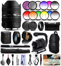 Objetivos Sigma DC F/4, 5 para cámaras