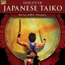 Traditional / Locket - Discover Japanese Taiko [New CD]