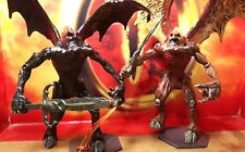 Lord of the rings  action figure set balrog x2 toy vault